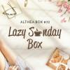 [Althea Box] Lazy Sunday Box