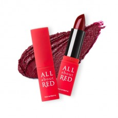 All About Red Lipstick