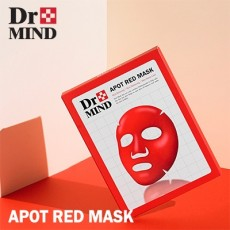 [After Cleansing] Apot Red Mask