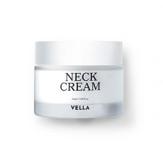 Vella Neck Cream Wrinkle, Moisture, Whitening