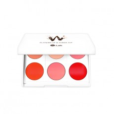 [W.lab Brand Day] FLOWER LIP&CHEEK KIT