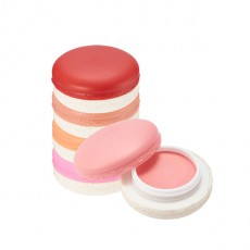 [Beauty Look] Macaron Cream Filling Cheek