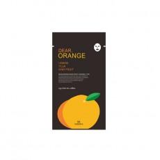 Dear mask orange
